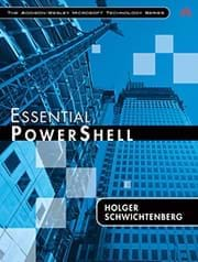 Essential PowerShell (Addison-Wesley Professional US, 2008)