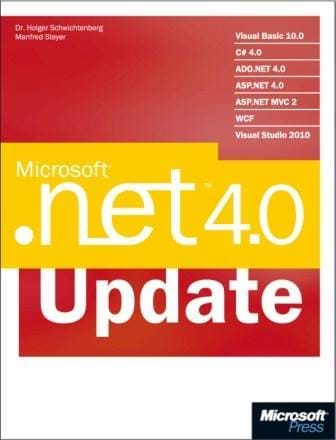 .NET 4.0 Update (Microsoft Press, 2010)